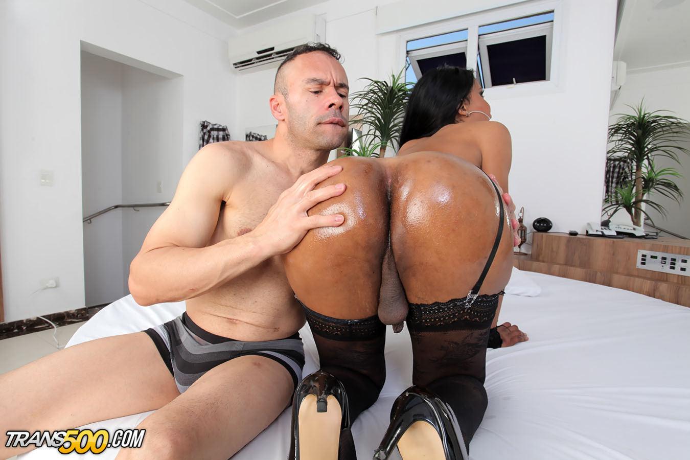 Shemale butt fucking